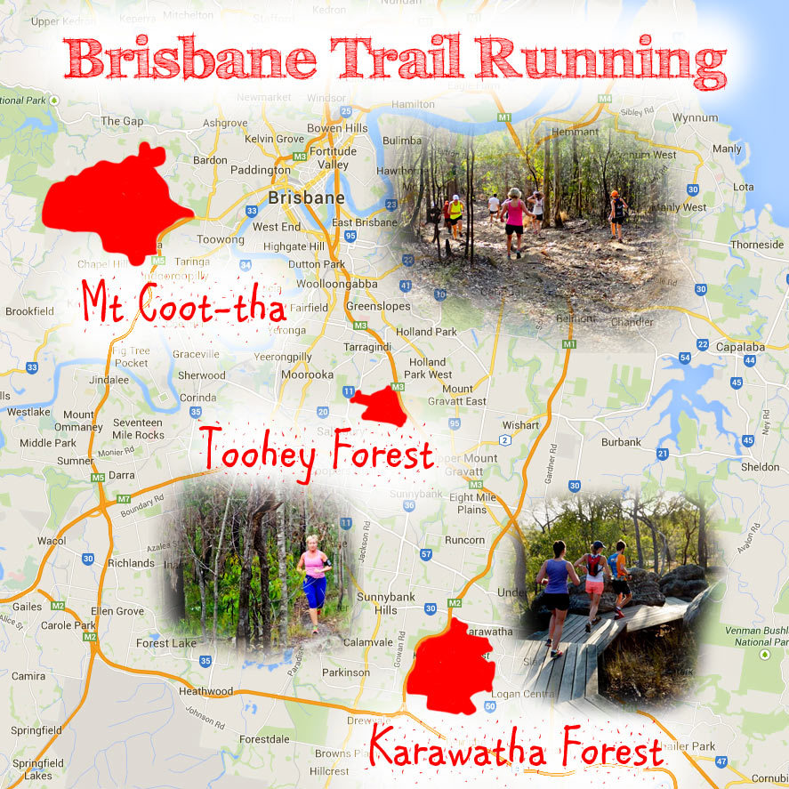 Brisbane Trail Running