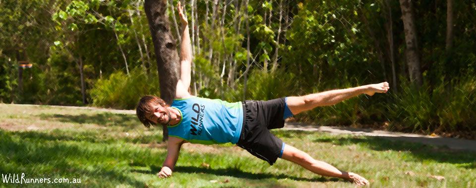 Bridge Leg Raise - Core exercises for runners