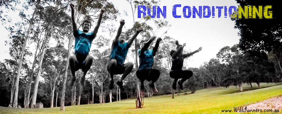 Run Conditioning Session