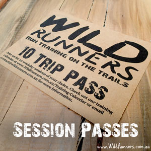 Buy Session Passes - Wild Runners