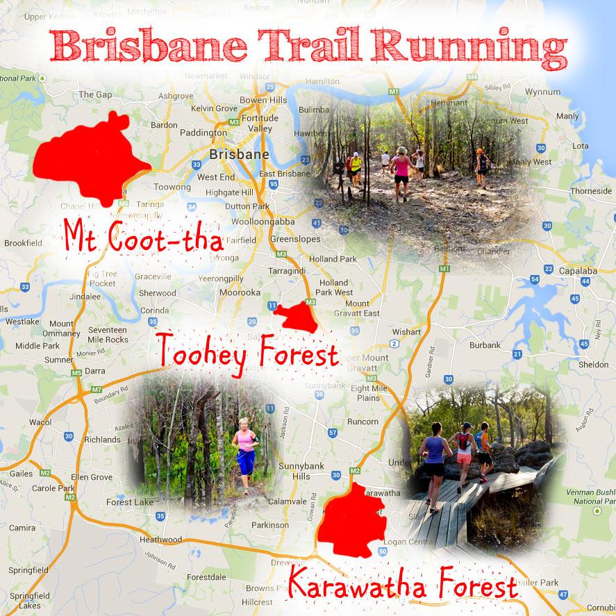 Trail Running Brisbane