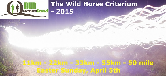 Run Queensland Wild Horse Criterium