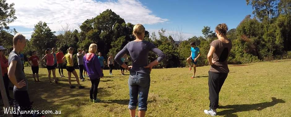 Run Technique Training