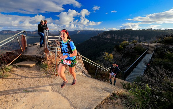 THE NORTH FACE 100 2015 - A Race Report